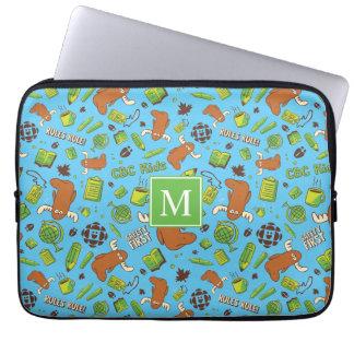 Mr. Orlando - Pattern Laptop Sleeve
