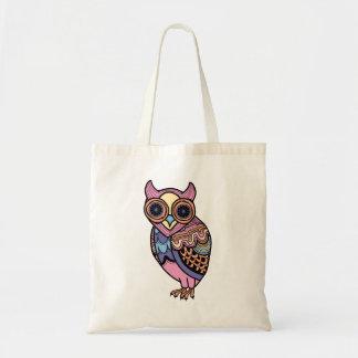 Mr. Owl tote