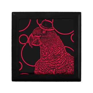 Mr parrot gift box