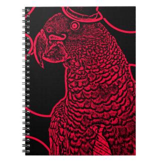 Mr parrot notebooks