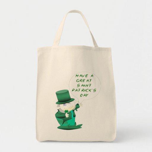 Mr Patrick's Tote Bags