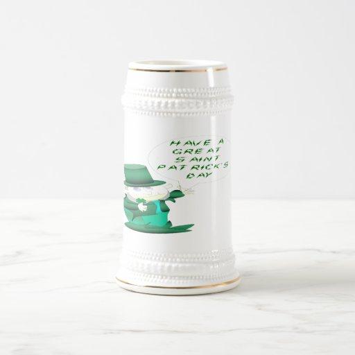 Mr Patrick's Coffee Mug