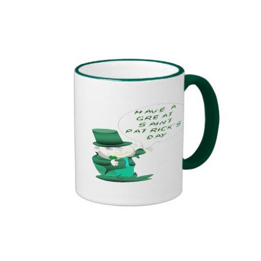 Mr Patrick's Coffee Mugs