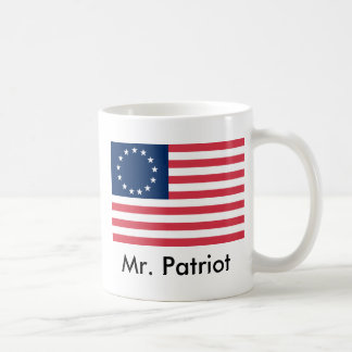 Mr. Patriot Mug