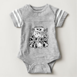 Mr Paul Baby Bodysuit