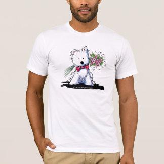 Mr. Pawfect Westie T-Shirt