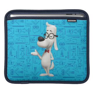 Mr. Peabody iPad Sleeve