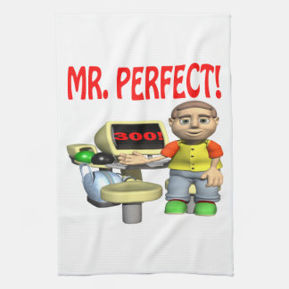 Mr Perfect Towel