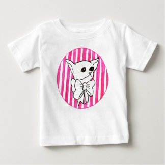 Mr. PiddlePoo the Chihuahua Baby T-Shirt