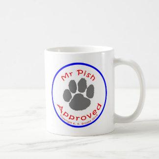 Mr. Pish Approved Mug