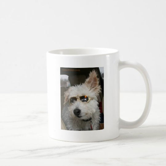 Mr. Pish at Graceland Coffee Mug