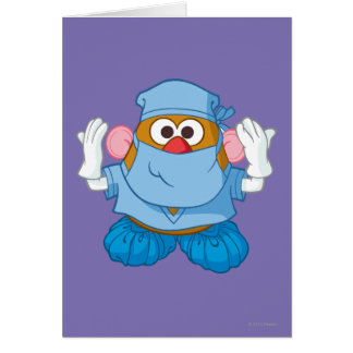 Mr. Potato Head - Doctor Card