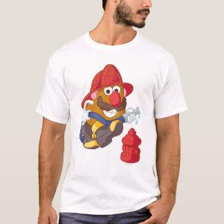 Mr. Potato Head - Fireman T-Shirt