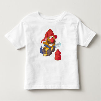 Mr. Potato Head - Fireman Toddler T-shirt