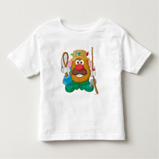 Mr. Potato Head - Fisherman Toddler T-shirt