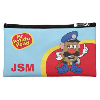 Mr. Potato Head Policeman Makeup Bags