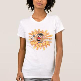 Mr. Potato Head - Pop Star T Shirts