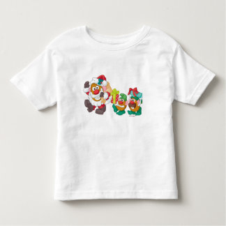 Mr. Potato Head - Santa and Elves Toddler T-shirt