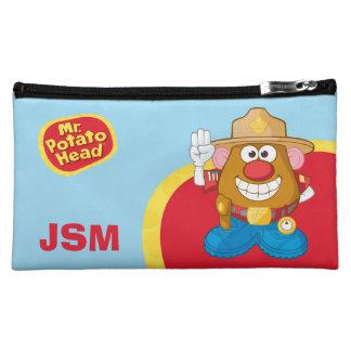 Mr. Potato Head - Sheriff Makeup Bags