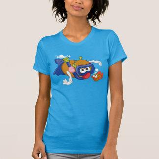 Mr. Potato Head Swimming T-Shirt
