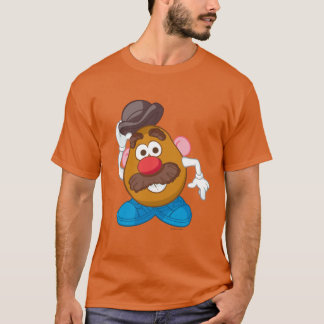 Mr. Potato Head Tipping Hat T-Shirt