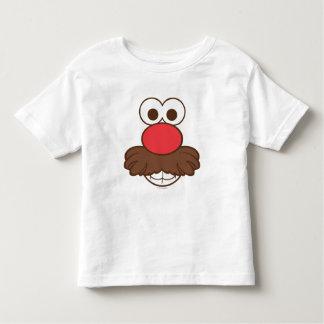 Mr. Potoato Head Face Toddler T-shirt