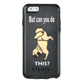 Mr Pug Custom OtterBox Apple iPhone 6/6s