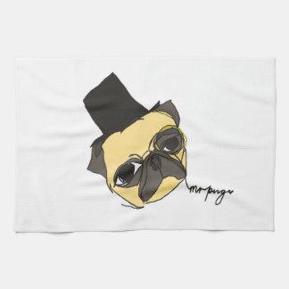 Mr pug kitchen towels