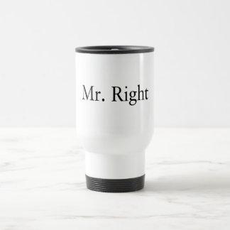 Mr. Right Travel Mug