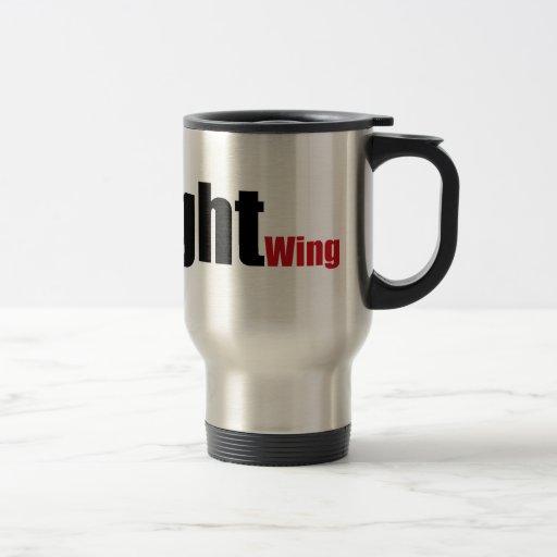 Mr. Right Wing Mug