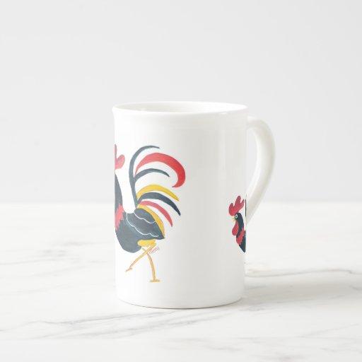 Mr. ROOSTER Bone China Cup or Mug Bone China Mugs