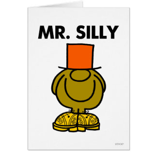 Mr Silly Classic Cards