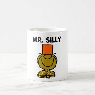 Mr. Silly | Hidden Eyes Coffee Mug