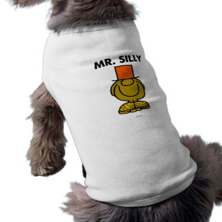 Mr. Silly | Hidden Eyes Doggie T-shirt
