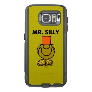 Mr. Silly | Hidden Eyes OtterBox Samsung Galaxy S6 Case