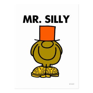Mr. Silly | Hidden Eyes Postcard
