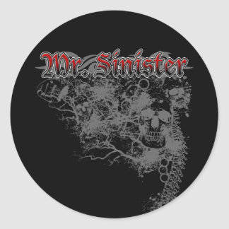 Mr. Sinister Sticker