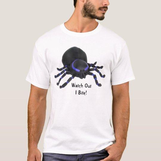 Mr. Spider - Mens Basic T-Shirt