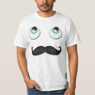 Mr stache shirts