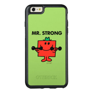 Mr. Strong | Lifting Weights OtterBox iPhone 6/6s Plus Case