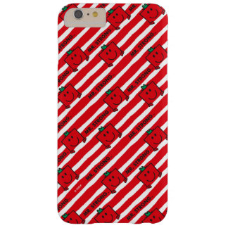 Mr Strong | Red Stripes Pattern Barely There iPhone 6 Plus Case