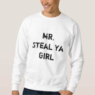 Mr.SYG Crew Neck Sweatshirt