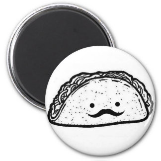 Mr.Taco Magnet