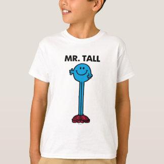Mr. Tall   Standing Tall T-Shirt