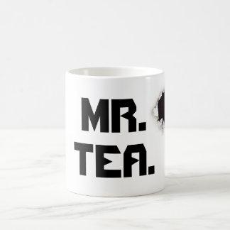 Mr Tea Mugs