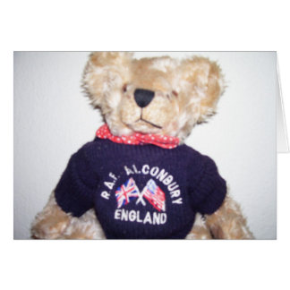Mr Ted Card