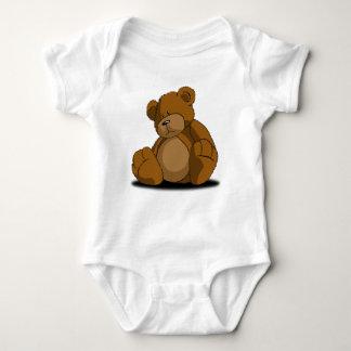 Mr. Teddy Baby Bodysuit