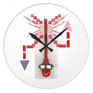 Mr Thermostat Clock