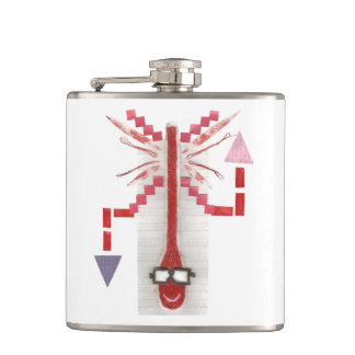 Mr Thermostat Flask