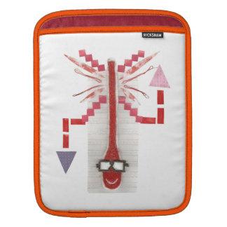 Mr Thermostat I-Pad Sleeve